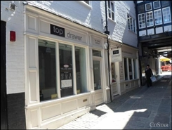 400 SF High Street Shop for Rent  |  7 - 8 Angel Gate, Guildford, GU1 4AE