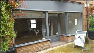 770 SF High Street Shop for Rent  |  Unit 3, Alton, GU34 1HZ