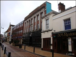 3,593 SF High Street Shop for Rent  |  25 - 27 Winchester Street, Basingstoke, RG21 7EE