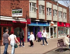 809 SF High Street Shop for Rent  |  35 Cattle Market, Loughborough, LE11 3DL