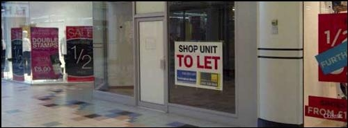 992 SF Shopping Centre Unit for Rent  |  27 Town Square, Oldham, OL1 1HE