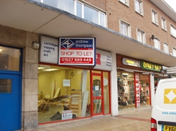 1,230 SF High Street Shop for Rent  |  50 Station Road, Solihull, B91 3RX