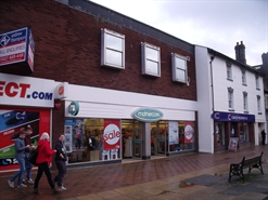 2,015 SF High Street Shop for Rent  |  138 High Street, Bromsgrove, B61 8ES