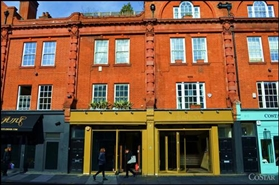 1,835 SF High Street Shop for Rent | 312 - 314 Kings Road, London, SW3 5UH