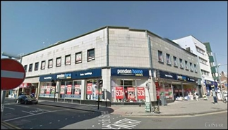 6,413 SF High Street Shop for Rent  |  16 - 18 Church Street, Croydon, CR0 1RZ