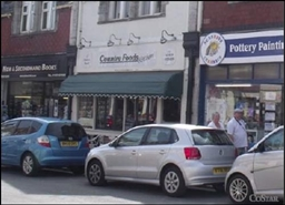 1,291 SF High Street Shop for Rent  |  37 Station Road, Swanage, BH19 1AD