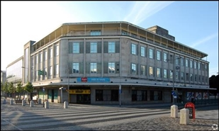 17,413 SF High Street Shop for Rent  |  Plymouth Cross, Plymouth, PL1 1HA
