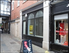 450 SF High Street Shop for Rent  |  9 Angel Gate, Guildford, GU1 4AE