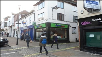 520 SF High Street Shop for Rent  |  57 North Street, Guildford, GU1 4AH