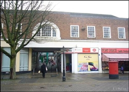 26,300 SF Shopping Centre Unit for Sale  |  York Place Shopping Centre, Newcastle Under Lyme, ST5 2AE