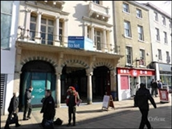 418 SF High Street Shop for Rent  |  Royal Arcade, Norwich, NR2 1NQ