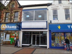 846 SF High Street Shop for Rent  |  92 High Street, Scunthorpe, DN15 6HB
