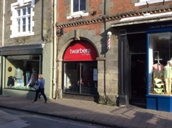 503 SF High Street Shop for Rent  |  27A High Street, Shaftesbury, SP7 8JE