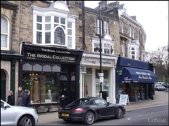 730 SF High Street Shop for Rent  |  31 Montpellier Parade, Harrogate, HG1 2TG