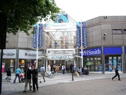 1,326 SF Shopping Centre Unit for Rent  |  Unit 32, 11 St Davids Arcade, Swansea, SA1 3QW