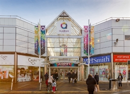 1,408 SF Shopping Centre Unit for Rent  |  Unit 33, 10 St Davids Arcade, Swansea, SA1 3QW