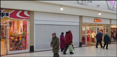 764 SF Shopping Centre Unit for Sale  |  25 Kings Walk, Gloucester, GL50 1RY