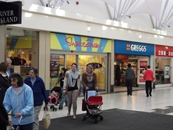 482 SF Shopping Centre Unit for Rent  |  30 Kings Walk, Gloucester, GL1 1RW
