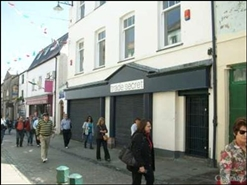 3,172 SF High Street Shop for Sale  |  9 Palace Street, Caernarfon, LL55 1RR