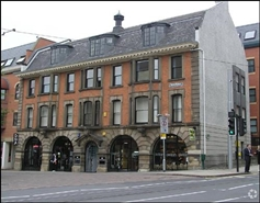 769 SF High Street Shop for Rent | 15 Middle Pavement, Nottingham, NG1 7DX