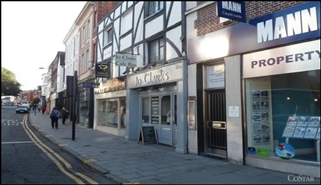 600 SF High Street Shop for Rent  |  176 High Street, Guildford, GU1 3HW