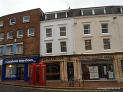 529 SF High Street Shop for Rent  |  52 Old Christchurch Road, Bournemouth, BH1 1LL
