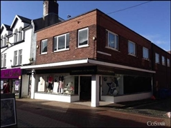 2,014 SF High Street Shop for Rent  |  9 Cleveland Street, Chorley, PR7 1BH