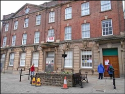 2,214 SF High Street Shop for Rent | Market Place, Chesterfield, S40 1TL