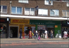1,945 SF High Street Shop for Rent  |  241 - 243 High Road, Ilford, IG1 1NE