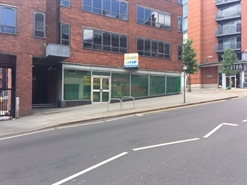 1,756 SF High Street Shop for Rent  |  Parkgate, Nottingham, NG1 5AW