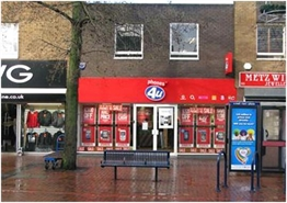 1,227 SF High Street Shop for Rent  |  101 Church Street, Bilston, WV14 0BJ