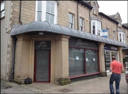 1,747 SF High Street Shop for Rent  |  Unit 13, Regent House, Harrogate, HG1 1JX
