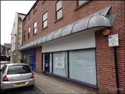 1,127 SF High Street Shop for Rent  |  Unit 4, Regent House, Harrogate, HG1 1JZ