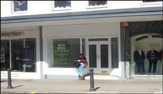 798 SF High Street Shop for Rent  |  Norfolk House, Guildford, GU1 3AW