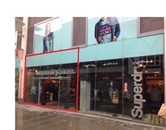 3,690 SF High Street Shop for Rent  |  22 Friary Street, Guildford, GU1 4EH