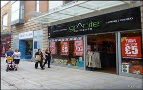 1,122 SF Shopping Centre Unit for Rent  |  Vancouver Quarter, Kings Lynn, PE30 1DP