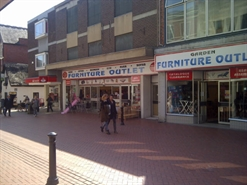 6,718 SF High Street Shop for Rent  |  3 - 7 Regent Street, Wrexham, LL11 1SG