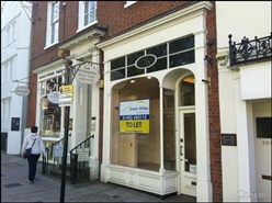 914 SF High Street Shop for Rent  |  210 High Street, Guildford, GU1 3JB