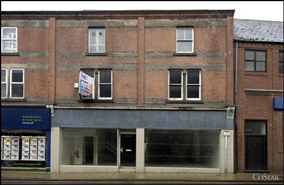 3,792 SF High Street Shop for Sale  |  41 - 43A High Street, Nottingham, NG15 7AW