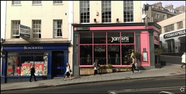 1,991 SF High Street Shop for Rent  |  87 Park Street, Bristol, BS1 5PW