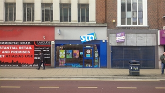 1,037 SF High Street Shop for Rent  |  97A Commercial Road, Portsmouth, PO1 1BQ