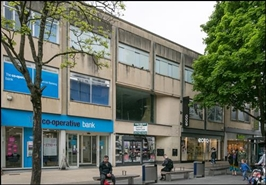 1,749 SF High Street Shop for Rent  |  12 Broadmead, Bristol, BS1 3HH