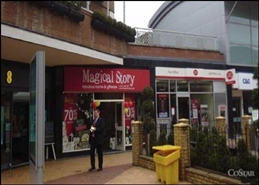 1,638 SF Shopping Centre Unit for Rent  |  Gracechurch Centre, Sutton Coldfield, B72 1PH