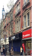 951 SF High Street Shop for Rent  |  3 - 4 Baxtergate, Doncaster, DN1 1JU