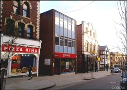 1,111 SF High Street Shop for Rent  |  13 - 15 Wallgate, Wigan, WN1 1LQ