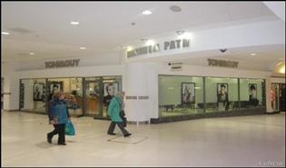 907 SF Shopping Centre Unit for Rent  |  Unit 37, Portsmouth, PO1 4RJ