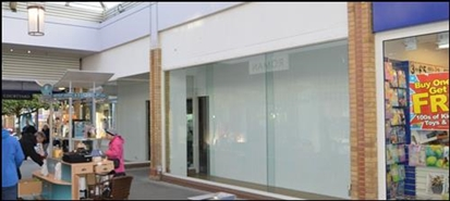 2,984 SF Shopping Centre Unit for Rent  |  Unit 8, The Spires Shopping Centre, Barnet, EN5 5XY