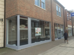 837 SF Shopping Centre Unit for Rent  |  5 Wellington Street, Stockton On Tees, TS18 1QX