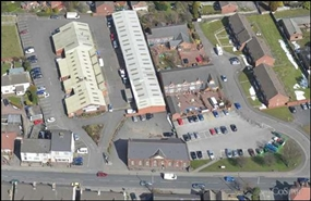 2,743 SF Out of Town Shop for Rent  |  Victoria House, Swadlincote, DE11 7EA