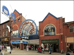 1,676 SF Shopping Centre Unit for Rent  |  Su 20, Wheatsheaf Shopping Centre, Rochdale, OL16 1JZ